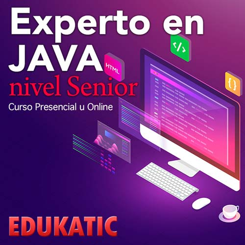 Experto en Java - Nivel Senior