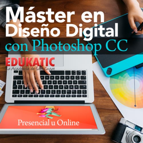 Máster en Diseño Digital con Phothoshop